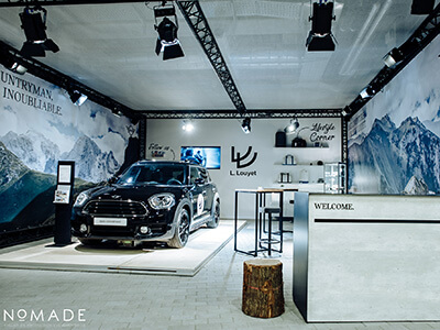 Pop Up Store Mini